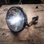 Kahaki Cruiser Headlamp ON