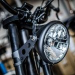 Kahaki Cruiser headlight on Koi Fork